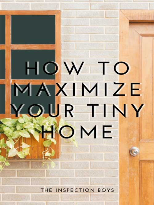 How to maximize your tiny home