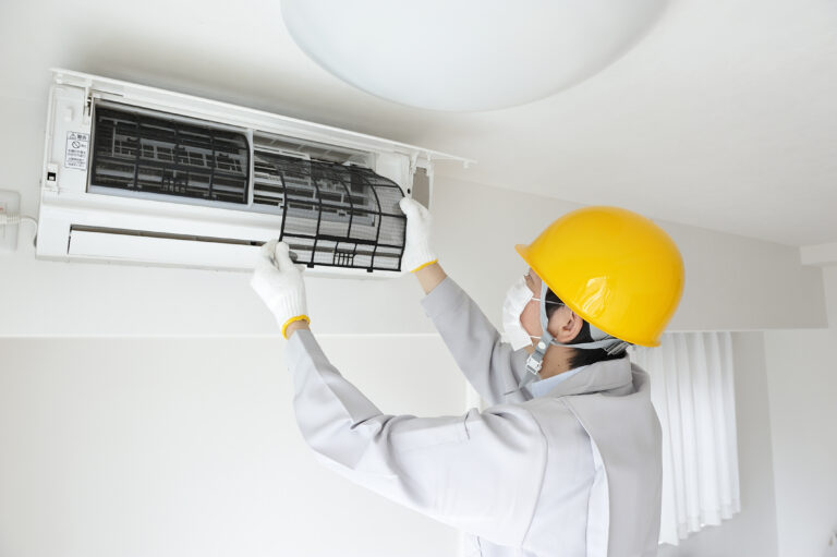 air conditioner inspection