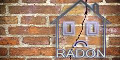 Radon inspection image