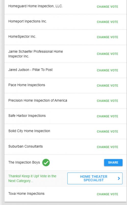 Vote 6