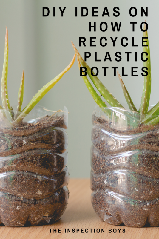 DIY Ideas on How to Recycle Plastic Bottles