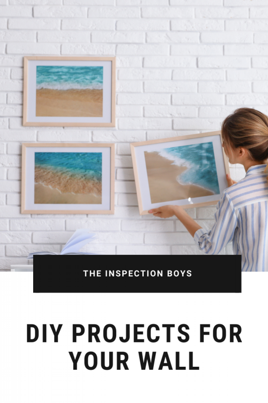 DIY Projects for your wall
