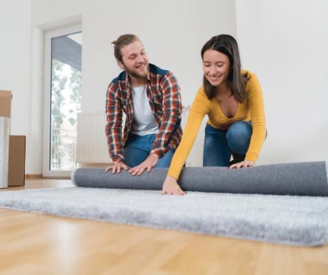 replace carpets