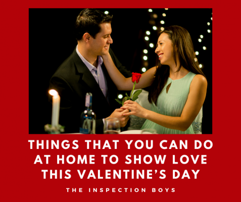 Things That you Can Do At Home To Show Love this Valentine's Day