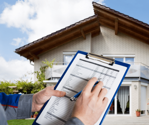 home inspection house