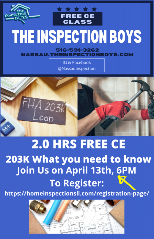 203K Loans What you need to know