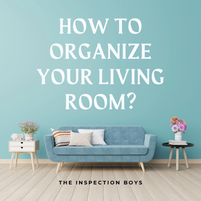 How to organize your living room?