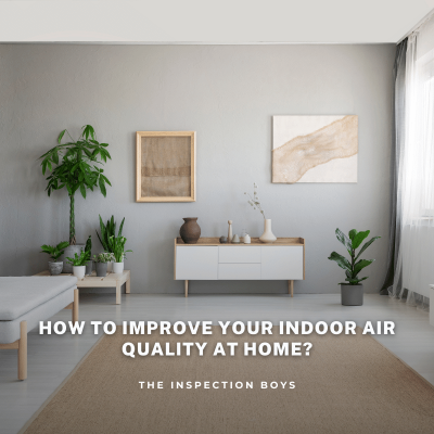 how to improve indoor air quality at home?