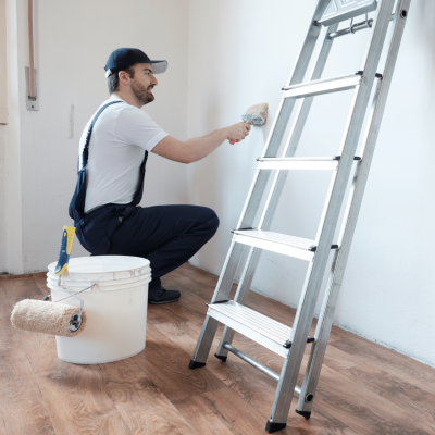 painting for your house renovation