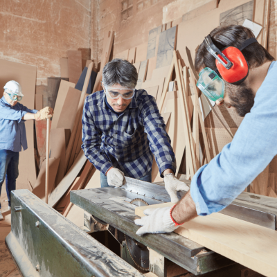 Start With Structural Carpentry