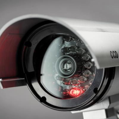 Set up Security Cameras