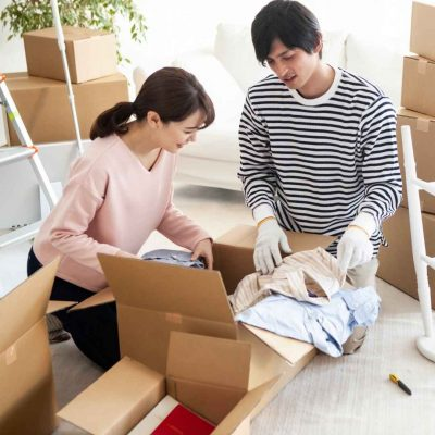 lessen the clutter